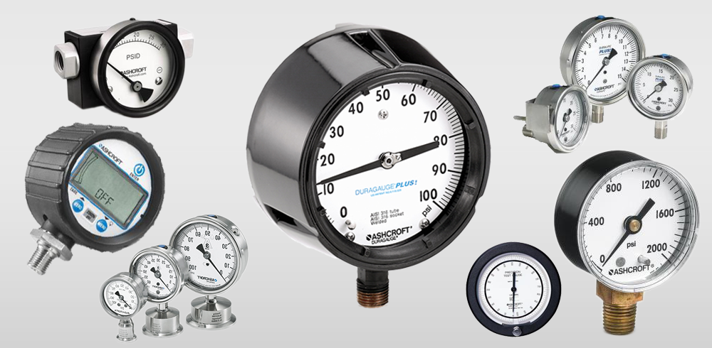Pressure-Gauge-Collections