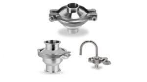 Control check valves