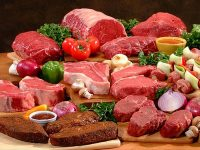 Meat-production