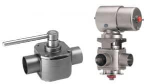 Shutter valves