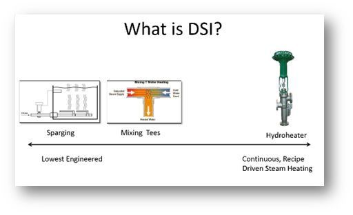 What is DSI hydro-thermal