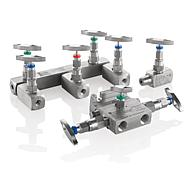Soft Seated Valves and Manifolds