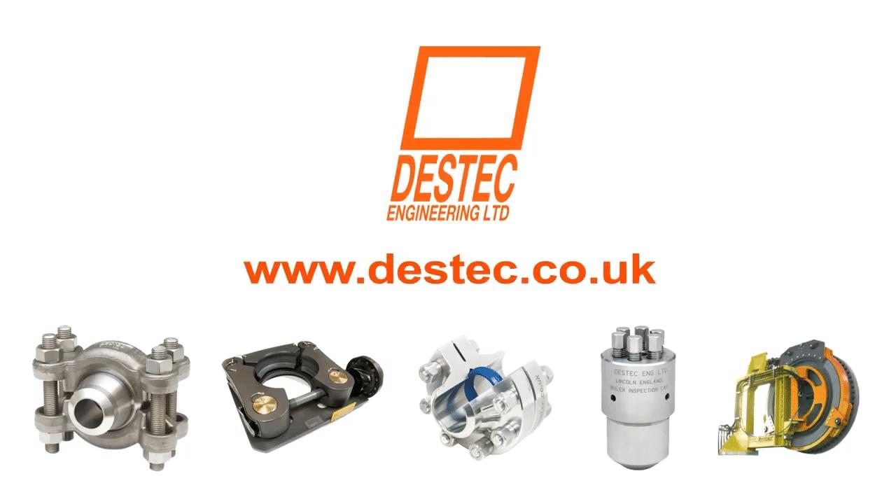 Destec G-range Pipe Connections-5