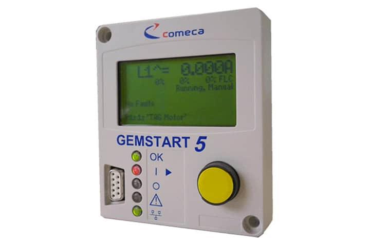 GEMSTART 5 - BEYOND A SIMPLE MOTOR PROTECTION