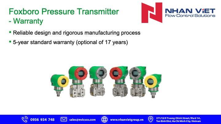 Foxboro-Pressure-Transmitter