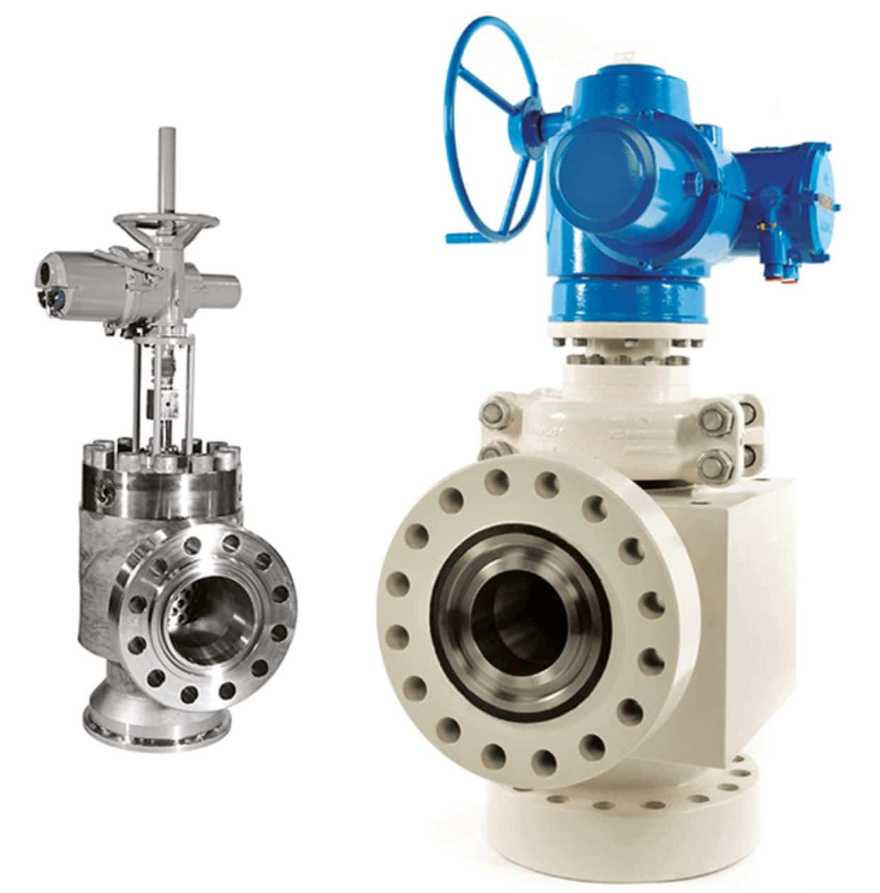 choke valve